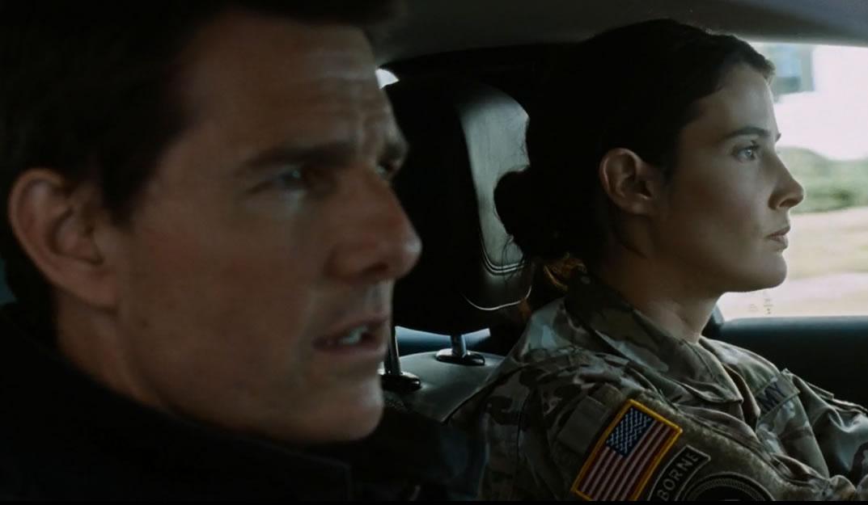 Джек Ричер 2 - кадр из фильма