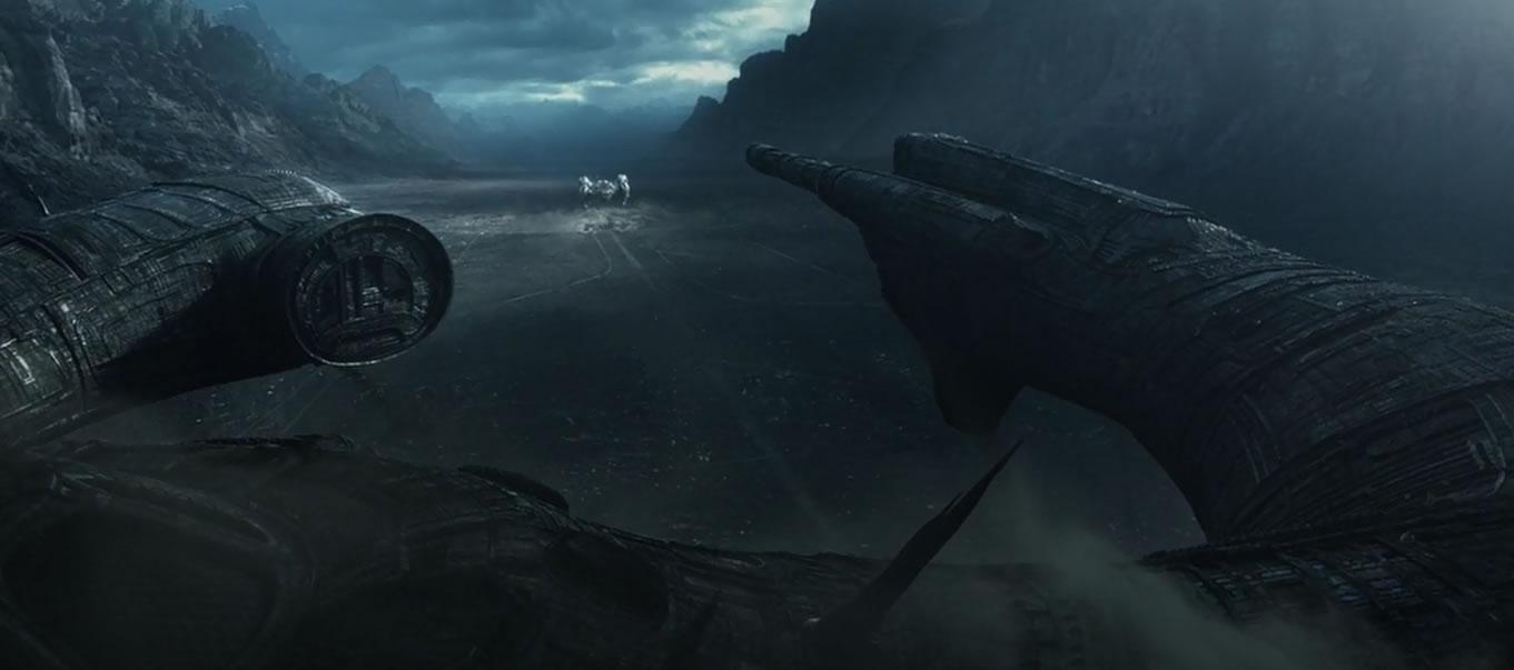 Прометей - кадр из фильма