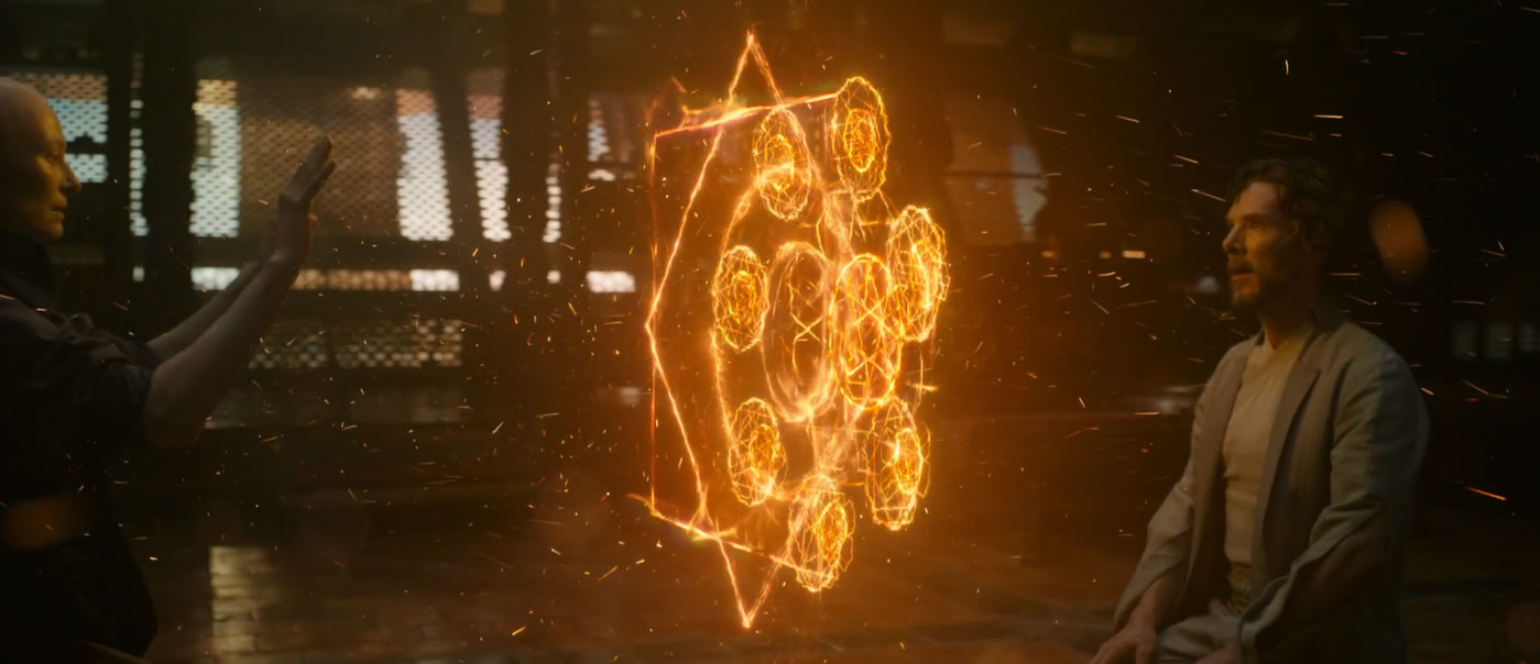Доктор Стрэндж - кадр из фильма