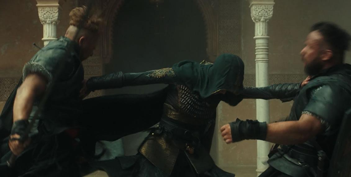 Кредо убийцы - кадр из фильма
