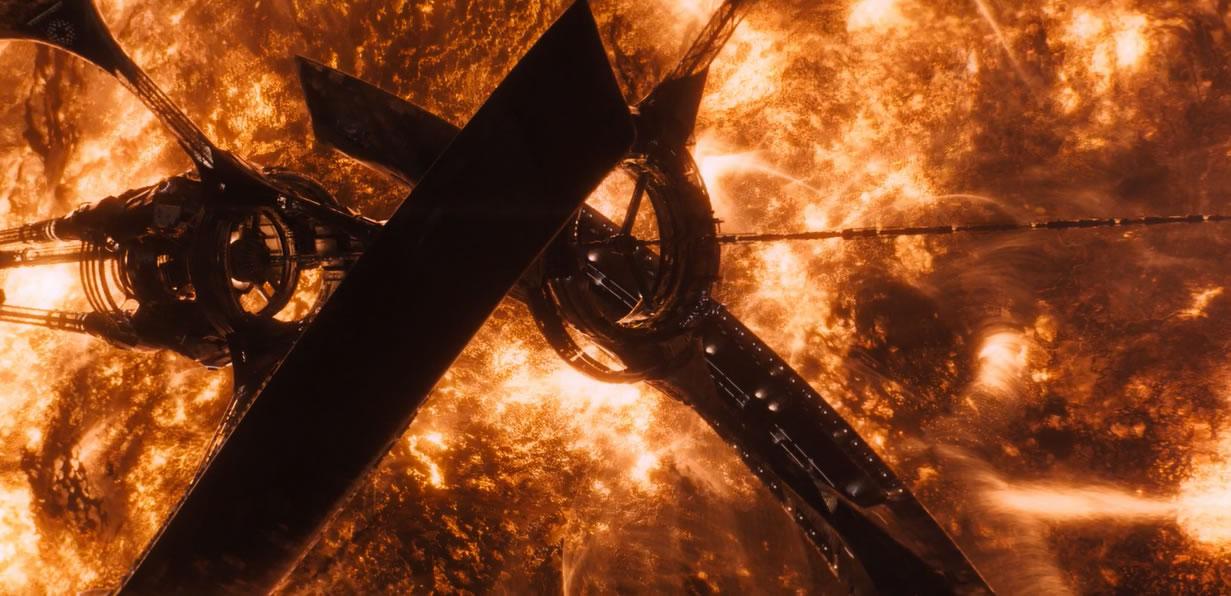 Пассажиры - кадр из фильма